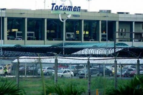 Aumenta llegada de visitantes al Aeropuerto de Tocumen