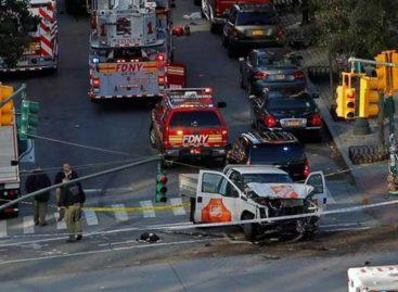 Panamá condena ataque terrorista en Manhattan