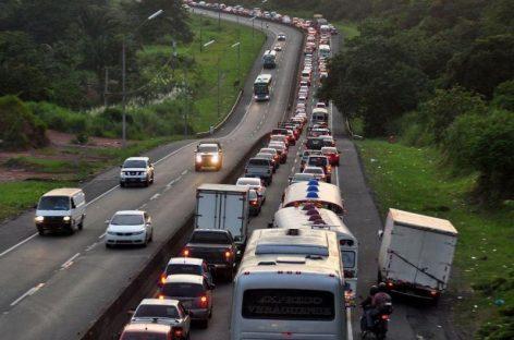 PN desmiente que se implementará medida de pico y placa en Panamá