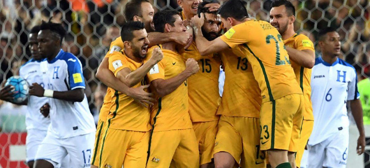 Hat-trick de Jedinak le dio a Australia el boleto a Rusia 2018