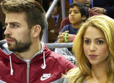 La pelea entre Shakira y Piqué en un restaurant se volvió tendencia mundial