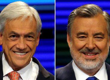Piñera y Guillier van a segunda vuelta en presidenciales chilenas