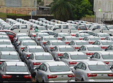Sigue cayendo la venta de automóviles nuevos en el país