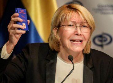 Ortega Díaz denunció a Maduro ante CPI por crímenes de lesa humanidad