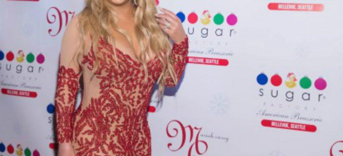 Esto se descontroló: Un exguardia acusa a Mariah Carey de acoso sexual