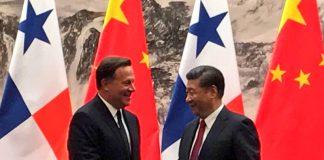 presidente chino a Panamá