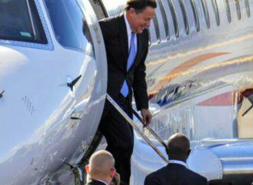 Varela viajó a Rusia y se reunirá el 14 de junio con Putin