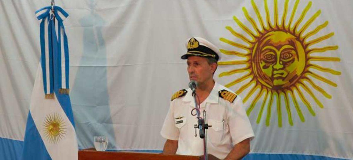 """Armada argentina: """"Lamentablemente no hemos detectado aún el submarino"""""""