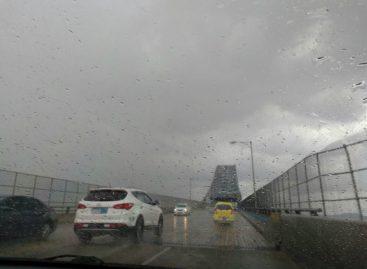 Fuertes lluvias afectarán varios puntos del país