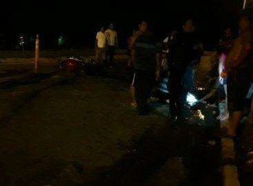 Murió luego de perder el control de su motocicleta en Puerto Armuelles
