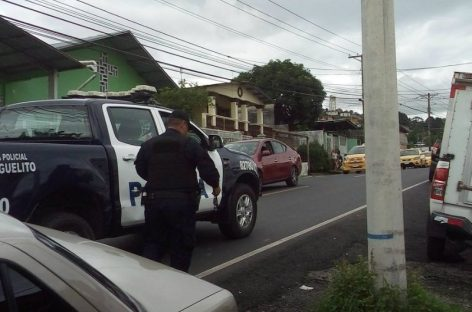 De varias puñaladas asesinaron a nicaragüense en San Miguelito