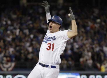 Dodgers remontó y obligó a definir el campeonato en séptimo juego