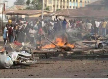50 personas perdieron la vida tras atentado suicida al noreste de Nigeria