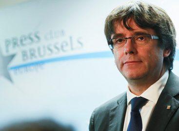 Juez belga decidirá sobre euroorden de Puigdemont y el 14 de diciembre