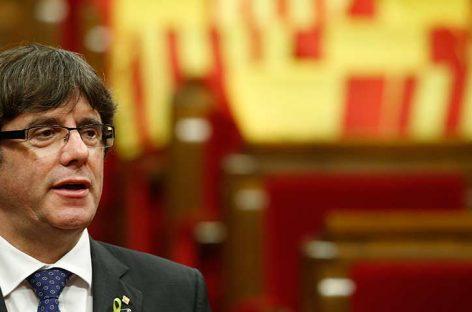 Puigdemont y los exconsejeros comparecerán el 17 noviembre ante el juez
