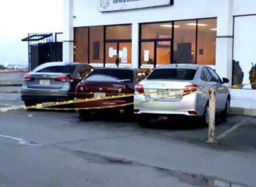 Dos heridos en intento de robo a oficina municipal de Pedregal
