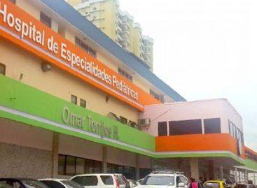 UCI del Hospital de Especialidades Pediátricas trabajará parcialmente por diez días