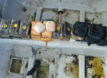 Senafront incauta 70 paquetes de droga en Nargana