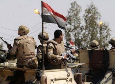 Ahorcados en Egipto quince hombres por ataques a las fuerzas de seguridad