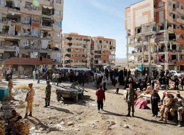 Víctimas mortales del sismo en Irán subió a 328