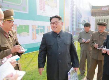 Kim Jong-un dice que las sanciones hacen más fuerte el espíritu norcoreano