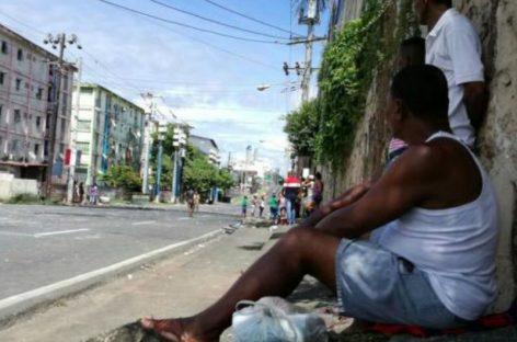 Moradores de Cabo Verde denuncian que joven murió tras represión a protesta