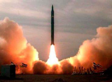 Corea del Norte lanzó un nuevo misil balístico