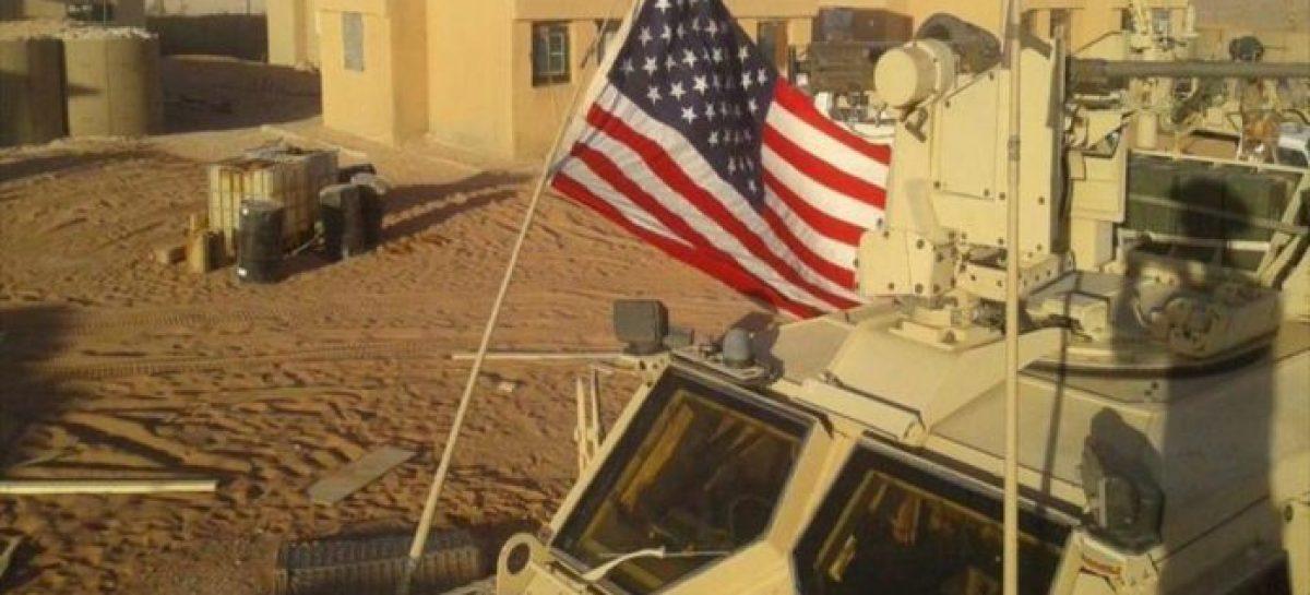 Estados Unidos replegará a cerca de 400 artilleros de Siria