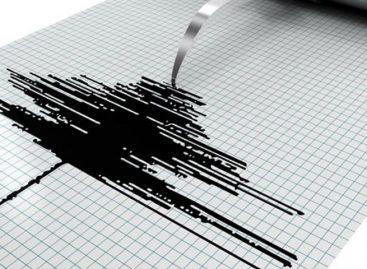 Sismo de magnitud 4,9 sacudió el sureste de El Salvador