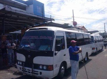 Transportistas advierten nuevas acciones en rechazo al decreto que regula plataformas tecnológicas