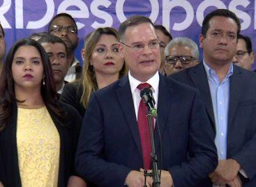 PRD descarta alianzas con CD para Presidenciales