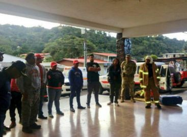 Tremendo susto pasaron 20 turistas en volcán Barú