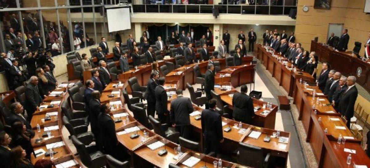 Diputados piden que se abra discusión sobre ratificación o rechazo de magistrados
