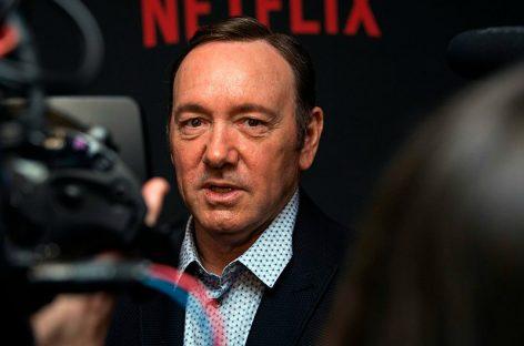 ¡Confirmado! Kevin Spacey estará fuera de la temporada final de House of Cards
