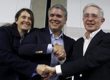 Uribe presentó a Iván Duque como candidato a la Presidencia de Colombia