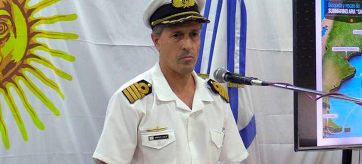 Armada argentina analiza contactos detectados por sensores para saber si es el submarino