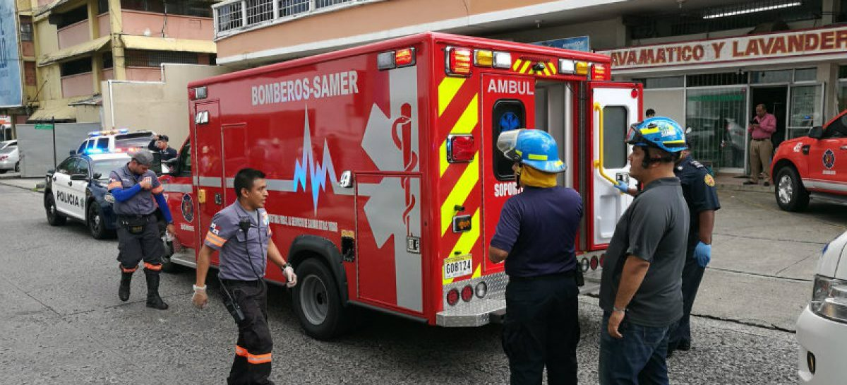 Explosión de gas en apartamento dejó dos personas con quemaduras