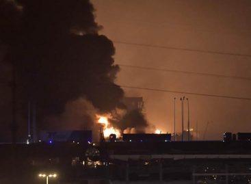 Diez heridos en explosión en un supermercado de San Petersburgo
