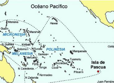 Dos terremotos de magnitud 6,5 y 6,4 sacuden Micronesia, en el Pacífico