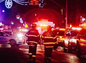 Doce personas murieron tras incendio en Nueva York