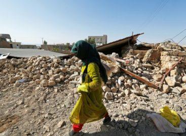 Terremoto de magnitud 6,2 sacudió el sureste de Irán