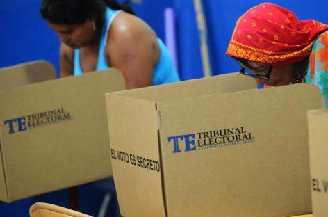 Elecciones en corregimientos en los que hubo empate se celebrarán el 9 de junio