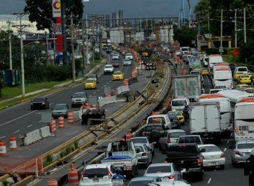 Inhabilitan acceso a puente vehicular de Cerro Viento por trabajos del metro