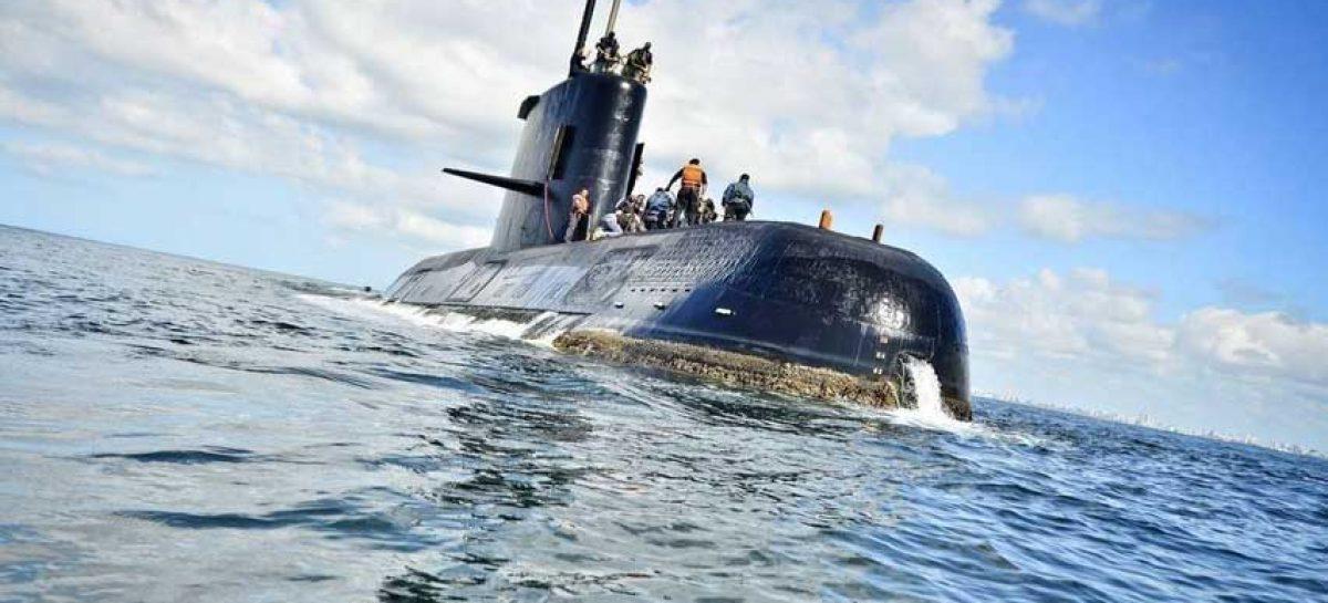 Investigan si tres nuevos objetos son de submarino desaparecido en Argentina