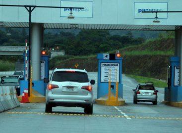 Cerrarán carril por trabajos en la Autopista Panamá – Colón