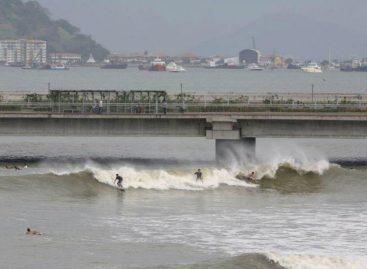 Emiten aviso por oleajes y marejadas en el Caribe hasta el 31 de enero
