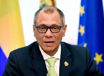 Jorge Glas perdió su cargo de vicepresidente de Ecuador
