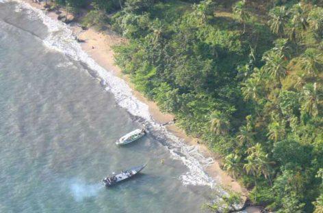 Rescataron a pasajeros de dos embarcaciones desaparecidas en Bocas del Toro