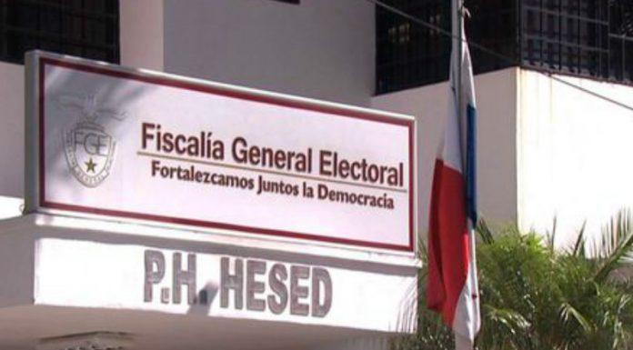 Fiscalía Electoral