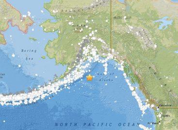 Alerta de tsunami en el Pacífico por sismo de magnitud 8,2 en Alaska